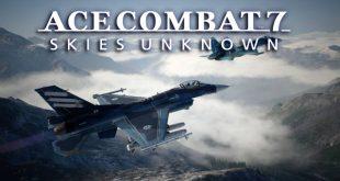 [E32018] Ace Combat 7 desvela nuevos detalles de su historia y características