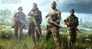 Battlefield V squad
