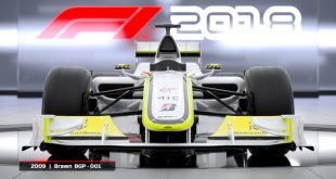El Brawn GP y el Williams FW25 a punto ya para el lanzamiento de F1 2018