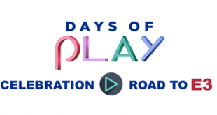 Days of play road to e3 2018 celebration