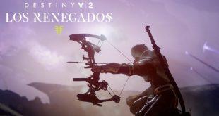 Destiny 2 Los Renegados Main Theme