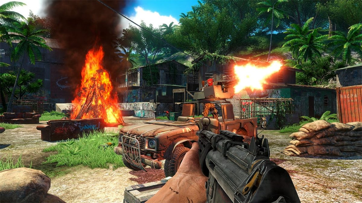 Far Cry 3 Classic Edition 001