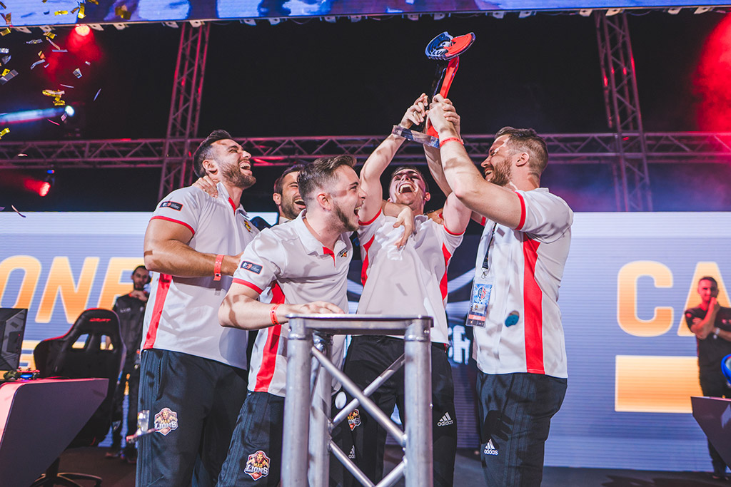 Gamergy 9 Final Cup Cod Mad Lions