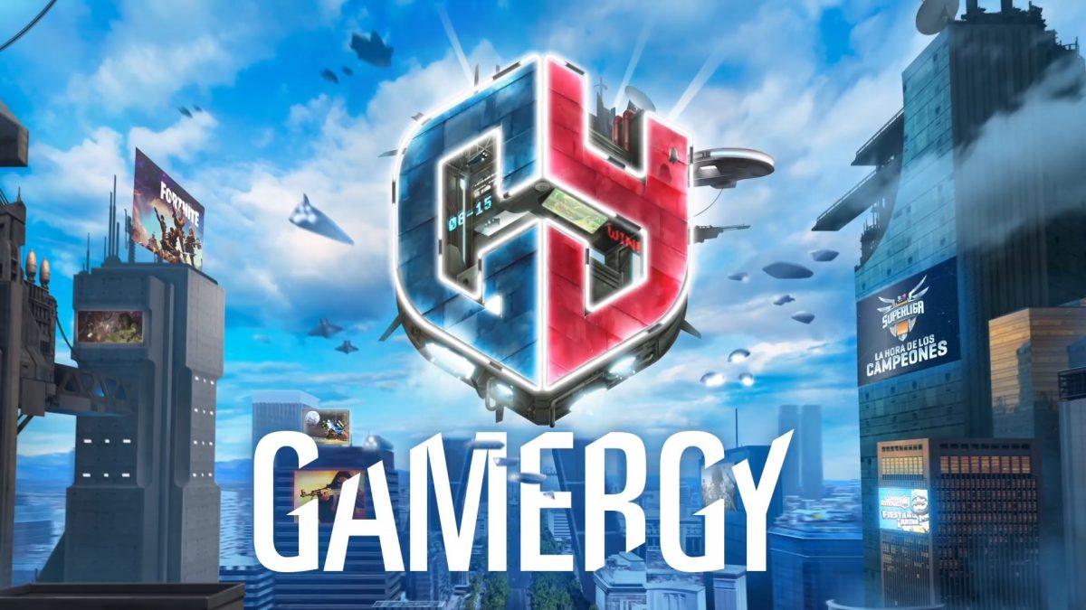 Gamergy Main Theme