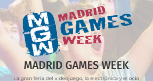 Madrid Games Week Main theme 2018