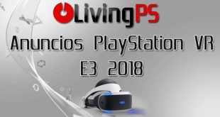 [E32018] Anuncios PlayStation VR E3 2018