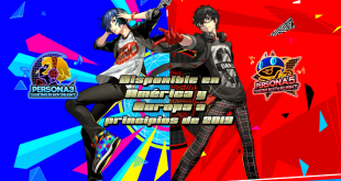 Anunciados Persona 3: Dancing in Moonlight y Persona 5: Dancing in Starlight para PS4 y PS Vita