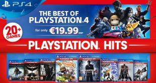 La gama PlayStation Hits estará disponible el 18 de julio