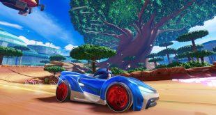 Desvelado el tema de apertura para las carreras de Team Sonic Racing