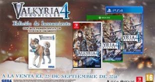 Valkyria Chronicles 4 ya tiene fecha de lanzamiento en Occidente