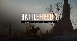 Battlefield 1 Road to Battlefield V