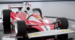 F1 2018 desvela la lista completa de sus monoplazas clásicos