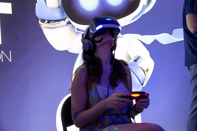 Sony seguirá apostando por PlayStation VR