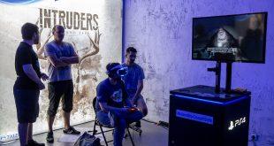 Madrid se ha puesto las gafas de realidad virtual en el Identity Corp PlayStation VR