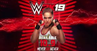 Ronda «Rowdy» Rousey se une a WWE 2K19