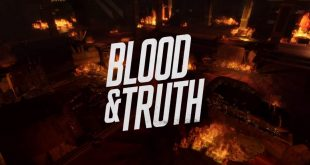 Blood & Truth recibe compatibilidad con AIM Controller