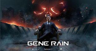Trailer de presentación del shooter Gene Rain para PlayStation 4