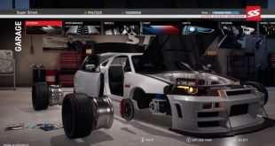 Así es la customización de Super Street: The Game