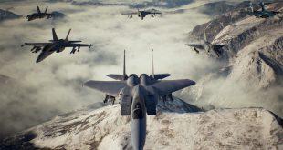 Ace Combat 7 ya ha aterrizado en nuestras PlayStation 4
