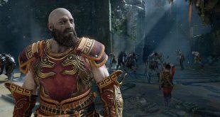 Ya disponible el modo New Game Plus de God of War