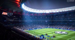 FIFA 19 estadios UEFA Champions League