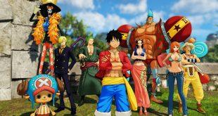 One Piece World Seeker presenta dos nuevos personajes originales