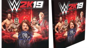 WWE 2K19 Caja Metálica Exclusiva GAME