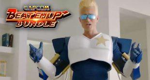 Así de increible luce el trailer ochentero de lanzamiento de Capcom Beat'Em Up Bundle