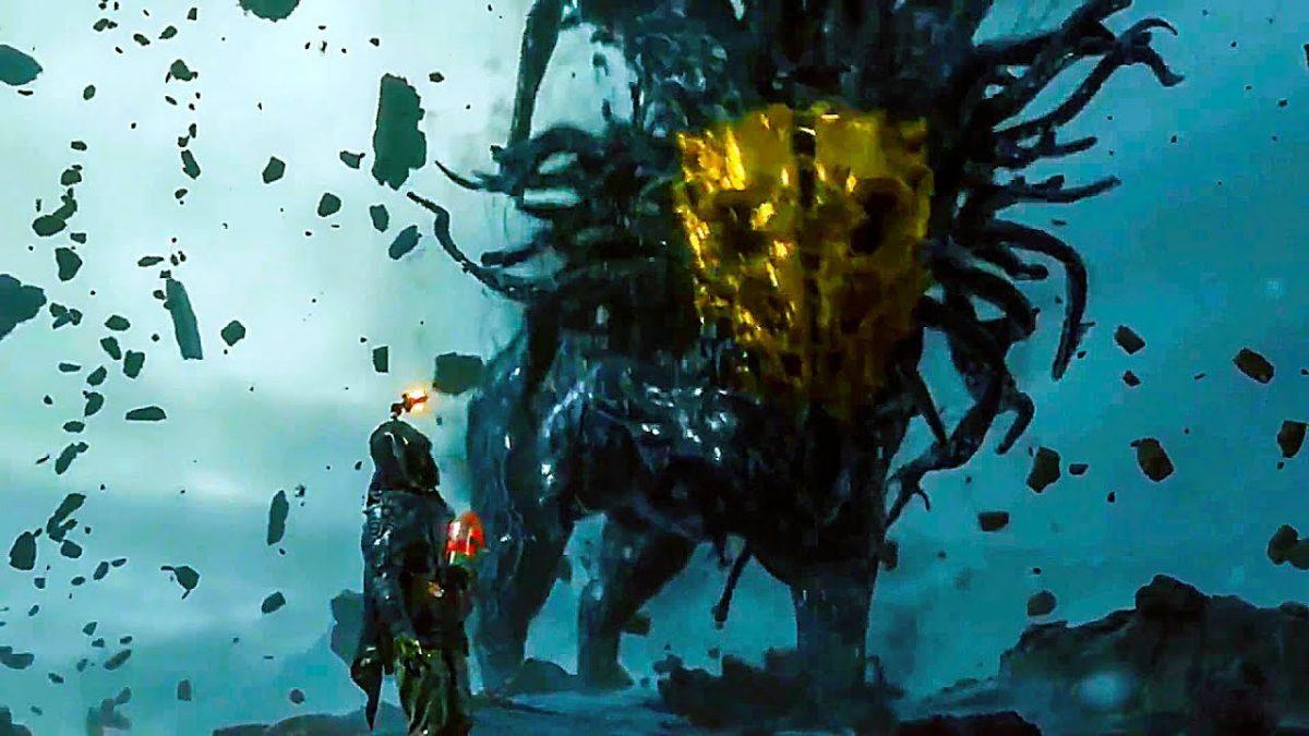 Death stranding mostrará gameplay