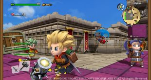 Dragon Quest Builders 2 Online 001