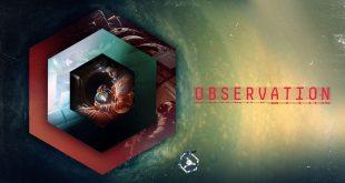 Obervation es el nuevo thriller de CiFi de No Code y Devolver Digital