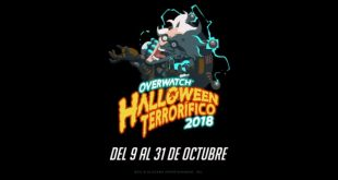 Overwatch Halloween Terror 2018 fechas
