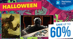 Playstation Store Descuentos Halloween
