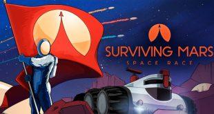 Surviving Mars Space Race Expansion