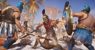 assassin's creed odyssey combate