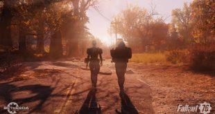 Nuevas capturas de Fallout 76