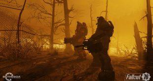 El parche de lanzamiento de Fallout: 76 ocupa más que el juego