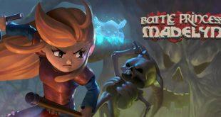 Trailer y fecha de Battle Princess Madelyn confirmado para PS4 y PSVita