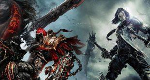 Darksiders Fury Collection Darksiders Warmastered Edition Darksiders II deathfinitive edition Darksiders III