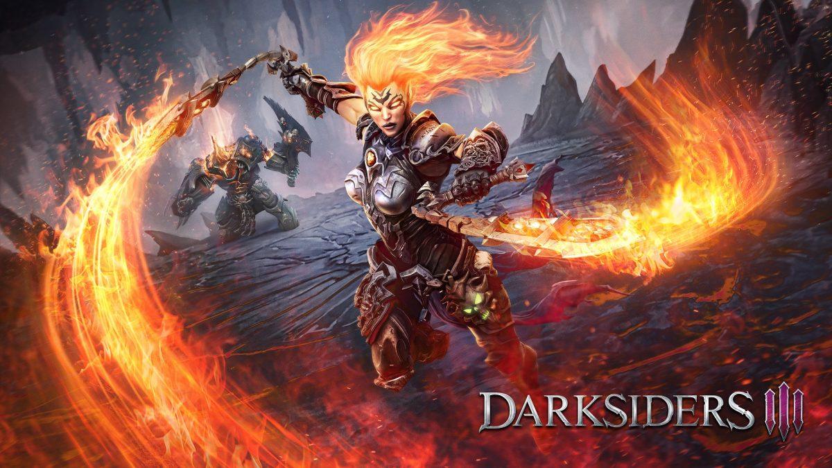 Darksiders III DS3_FlameFury_Wallpaper4k