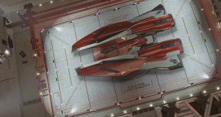 Elite Dangerous presenta la Mamba, una nueva y rápida nave