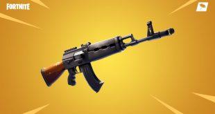 Fortnite Battle Royale 6_22 Fusil de Asalto Pesado