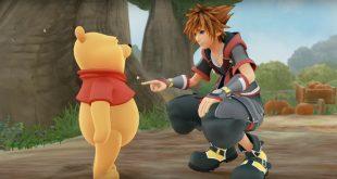 Winnie The Pooh regresará en Kingdom Hearts III
