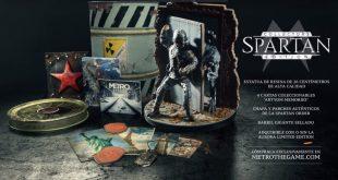 Presenta la Spartan Collector's Edition de Metro Exodus