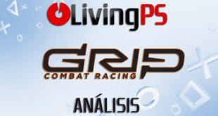Videoanálisis GRIP: Combat Racing – Dominando la gravedad