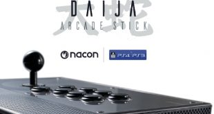Nacon anuncia el Arcade Stick Daija para Playstation 4 y Playstation 3