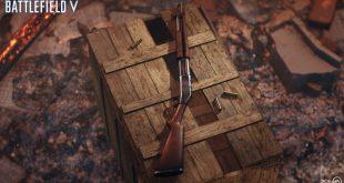 DICE regala dos armas de forma gratuita a todos los jugadores de Battlefield V