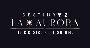 Comienza el evento de La Aurora en Destiny 2