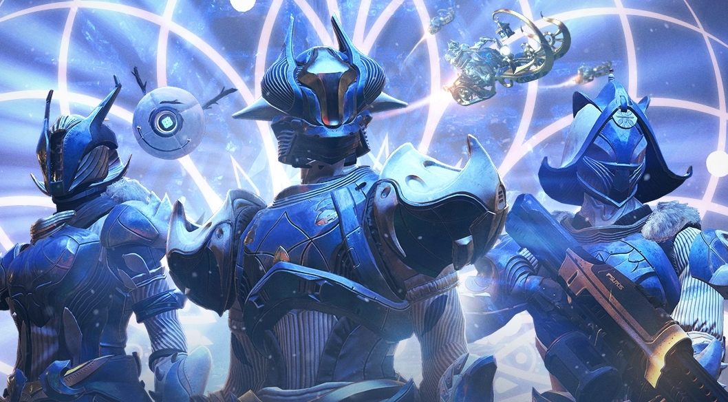 Destiny 2 La Aurora Armaduras Guardianes