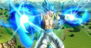 Gogeta SSGSS y un modo foto llegarán a Dragon Ball Xenoverse 2